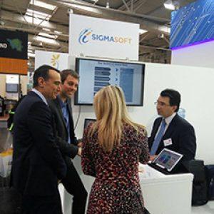 Δυναμική παρουσία της SIGMASOFT στη Διεθνή Έκθεση  τεχνολογίας και ηλεκτρονικής CeBIT 2017