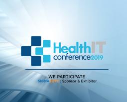 Η Sigmasoft στο Health IT Conference 2019