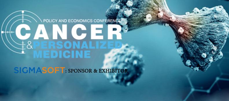 Η Sigmasoft στο Cancer & Personalized Medicine Conference 2019